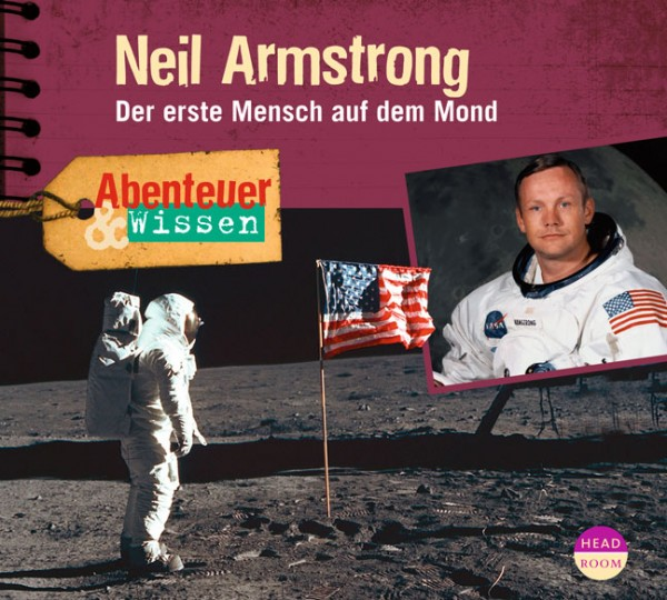 neil armstrong der erste mensch auf dem mond. Black Bedroom Furniture Sets. Home Design Ideas
