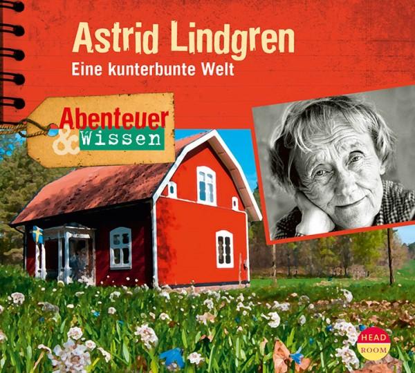 *CD* Astrid Lindgren. Eine kunterbunte Welt
