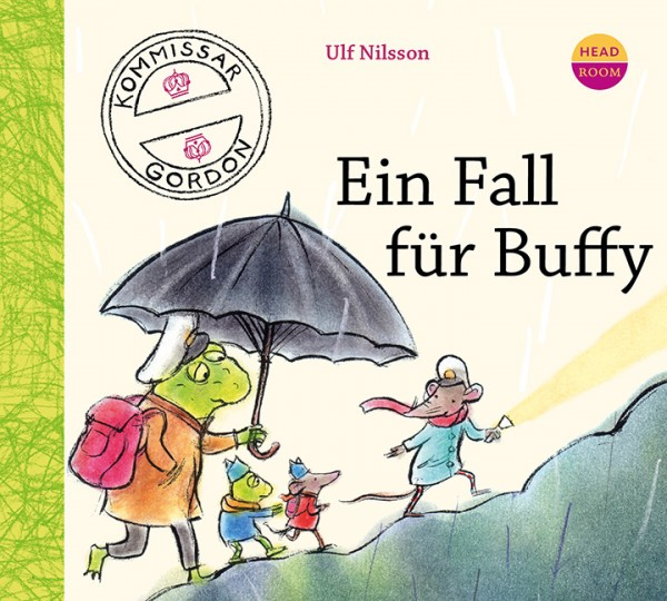 *CDs* Kommissar Gordon. Ein Fall für Buffy