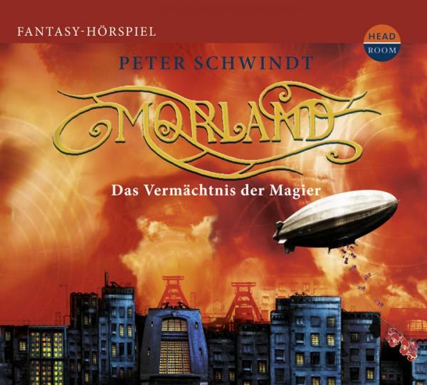 *CD* Morland Folge 3: Das Vermächtnis der Magier