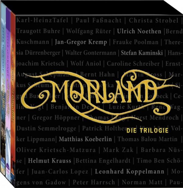 *CD* Morland. Die Trilogie