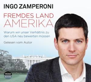 *4 CDs* Fremdes Land Amerika
