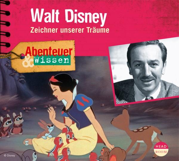 *CD* Walt Disney. Zeichner unserer Träume