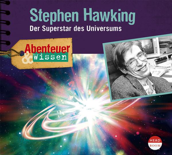NEU FEBRUAR 2019 *CD* Stephen Hawking. Der Superstar des Universums