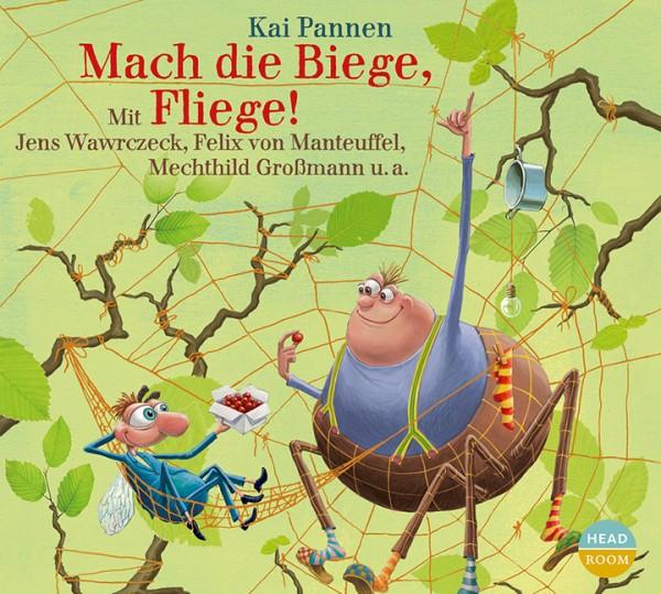 *CD* Mach die Biege, Fliege!
