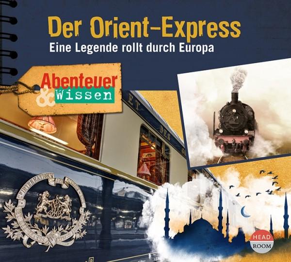 NEU JUNI 2021 *CD* Der Orient-Express. Eine Legende rollt durch Europa