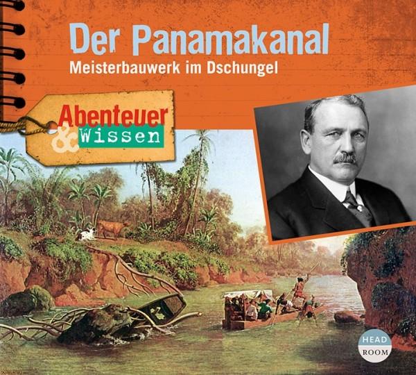 NEU AUGUST 2020 *CD* Der Panamakanal. Meisterbauwerk im Dschungel