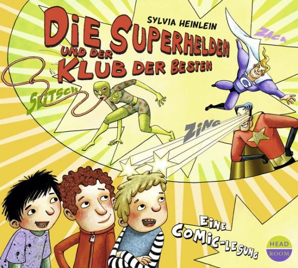 *CD* Die Superhelden und der Klub der Besten