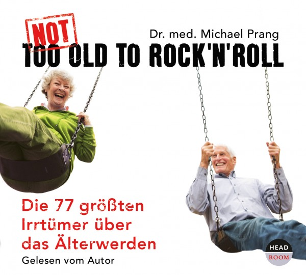 *4 CDs* Not Too Old to Rock'n'Roll