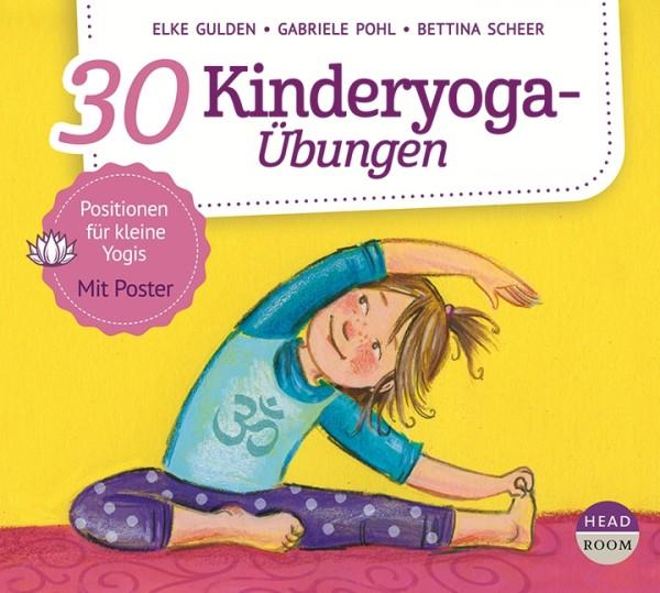 *CD* 30 Kinderyoga-Übungen