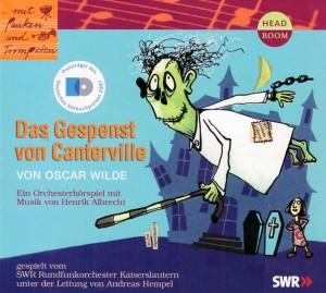 *CD* Das Gespenst von Canterville