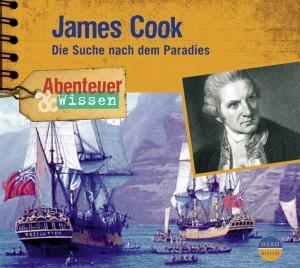 *CD* James Cook. Die Suche nach dem Paradies