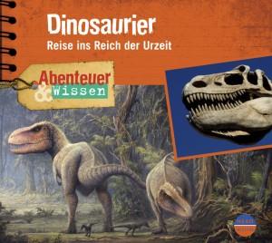 *CD* Dinosaurier. Reise ins Reich der Urzeit