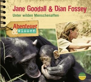 *CD* Jane Goodall & Dian Fossey. Unter wilden Menschenaffen
