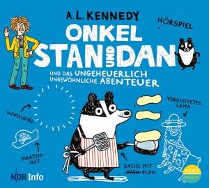 NEU APRIL 2020 *CD* Onkel Stan und Dan und das ungeheuerlich ungewöhnliche Abenteuer
