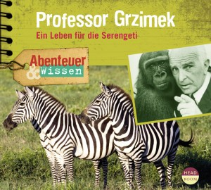 *CD* Professor Grzimek. Ein Leben für die Serengeti