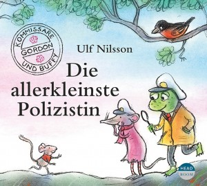 NEU OKTOBER 2020 *CD* Die allerkleinste Polizistin
