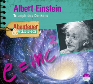 *CD* Albert Einstein. Triumph des Denkens