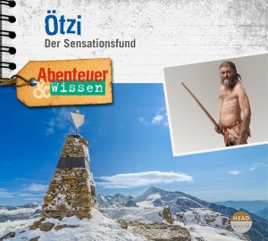 NEU FEBRUAR 2020 *CD* Ötzi. Der Sensationsfund