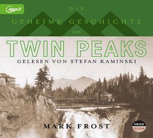 *2 MP3-CDs* Die geheime Geschichte von Twin Peaks